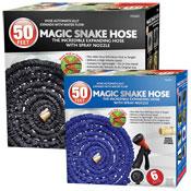 Expandable Magic Snake Hose Pipe 50ft