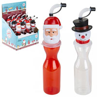 Christmas Character Drinking Bottle