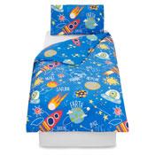Space Dog Toddler Bed Duvet Set