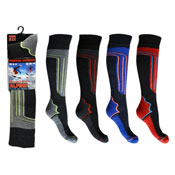 Mens High Performance Ski Socks Alpine