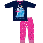 Girls Dream Cinderella Pyjamas