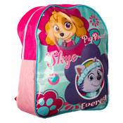 Girls Paw Patrol Junior Backpack
