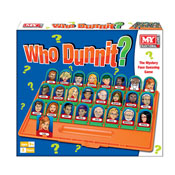 Who Dunnit Board Game