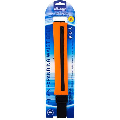 Running Belt For Smart Phone Orange