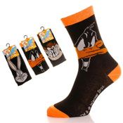 Mens Looney Tunes Socks