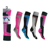 Ladies High Performance Ski Socks Alpine