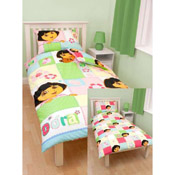 Dora the Explorer Duvet Set Reversible