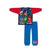 Boys Toddler Pj Masks Villains Pyjamas