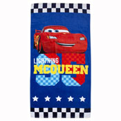 Disney Cars Piston Beach Towel