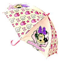 Official Childrens Minnie Mouse Umbrella