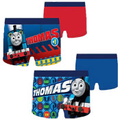 Boys Thomas & Friends Boxer Shorts 2 Pack