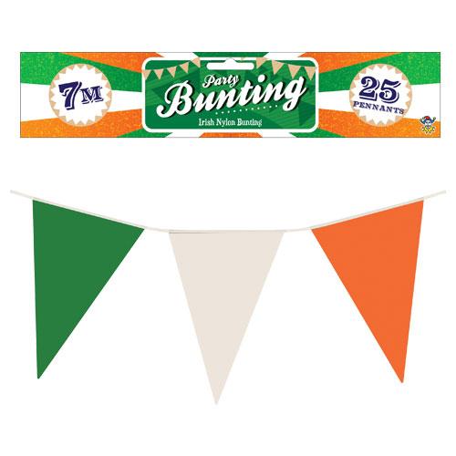 St Patrick's Day Ireland Bunting