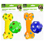 Squeaky Dog Bone Toy