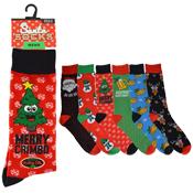 Mens Novelty Christmas Socks