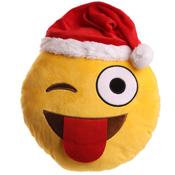 Christmas Plush Cheeky Cushion