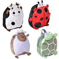 Kids Novelty Animal Backpacks