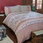 Marrakesh Multi Duvet Set