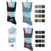 Mens 6-11 Non Elastic Socks Carton Price