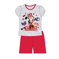 Official Girls Minnie Fashion Shortie Pyjamas