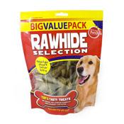 Rawhide Selection Dog Treats