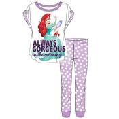 Ladies The Little Mermaid Ariel Pyjama Set