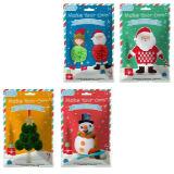 Festive Craft Bags 4 Assorted