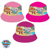 Girls Paw Patrol Bush Hats