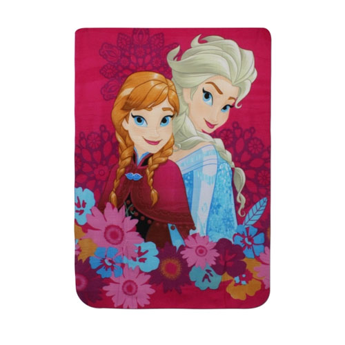 Official Disney Frozen Polar Fleece Blanket