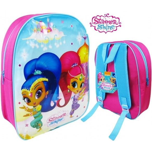 Shimmer & Shine Extra Large Arch Backpack