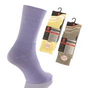 Ladies Extra Roomy Wide Foot Socks