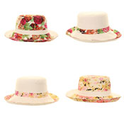 Ladies Sun Hat Reversible