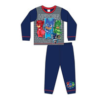 Boys Toddler Official PJ Masks Pyjamas