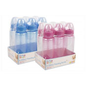 First Steps Baby Bottle 250ml 6 Pack