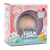 Bath Bomb With Surprise Toy