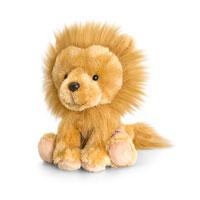 14cm Pippins Lion Soft Toy