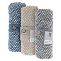 Ikon Recycled Throws