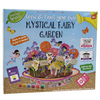 Grow Your Own Mystical Fairy Garden