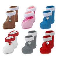 Elf Mini Fashion Booties Assorted