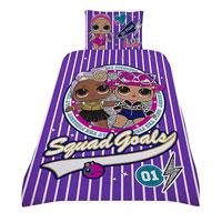 Official LOL Surprise Sparkle Glitter Duvet Set
