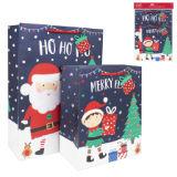 Santa And Elf Gift Bags 2 Pack