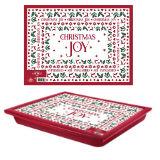 Christmas Joy Lap Tray