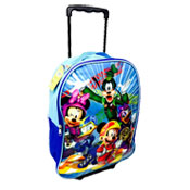 Mickey Mouse Deluxe Trolley Bag