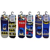 Boys Batman Character Socks