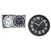 Modern Quartz Round Wall Clock