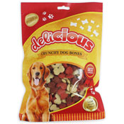 Delicious Crunchy Dog Bones Treat