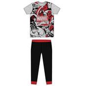 Mens Marvel Comics Pyjama Set