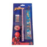 Official Spiderman 4 Piece Stationery Set
