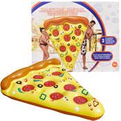 Inflatable Pizza Slice Pool Float