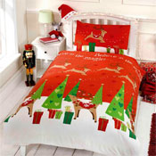 Childrens Christmas Bedding - Believe in Magic