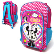 Official Minnie Mouse Deluxe Trolley Backpack